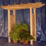 Cedar Pergola