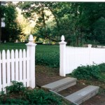 Style #103 Picket Fence